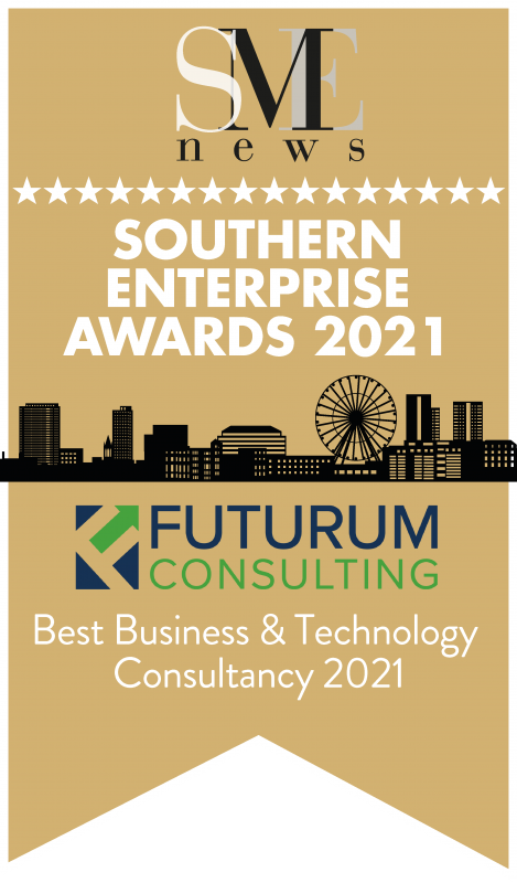 Best Business & Technology Consultancy - Southern Enterprise Awards - Futurum Consulting